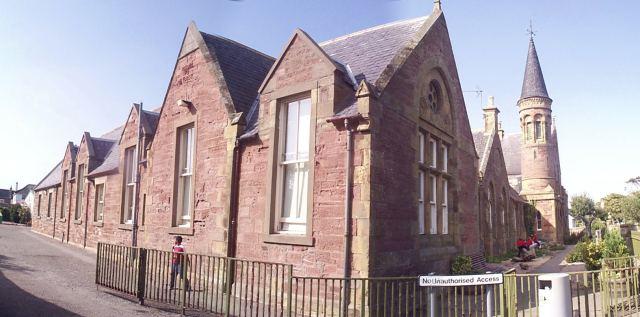 Cromarty School - 2003