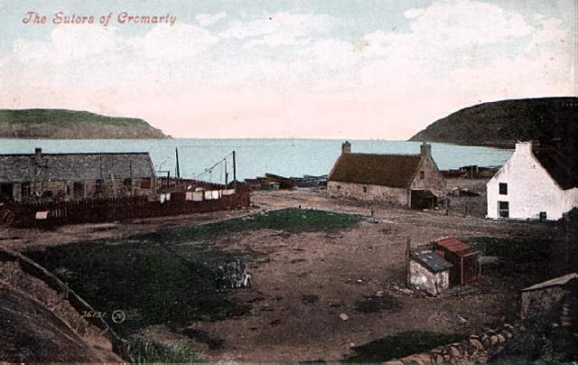 Postcard taken from Icehouse - c1900