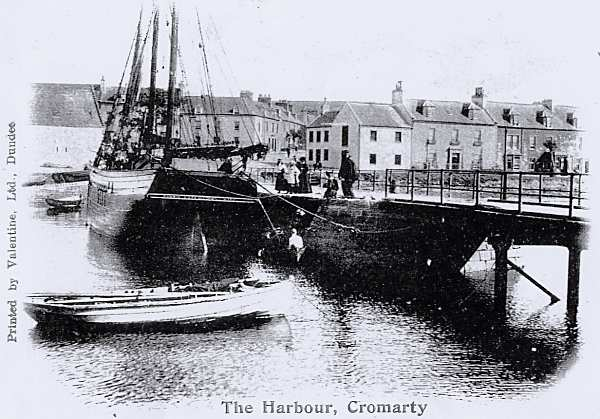 The Harbour - 1902