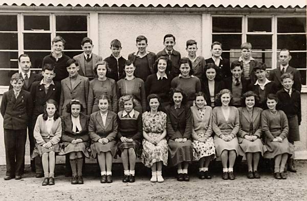 School Photograph - 1951