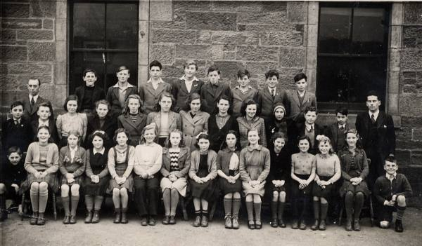 School Photograph - 1948