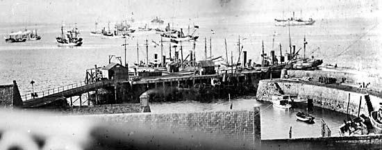 Harbour - c1918