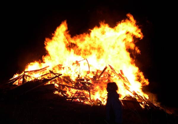 Bonfire Night 2003