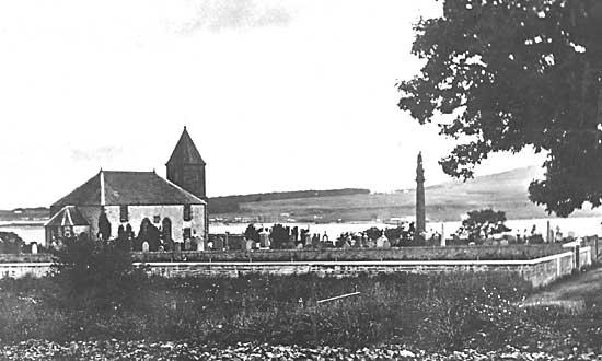 Gaelic Chapel - c1916