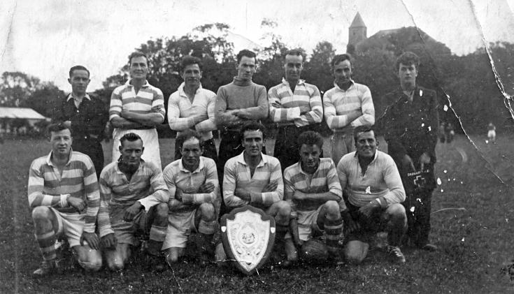 Cromarty Football Club - 1955