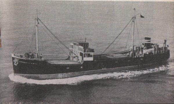 MV Cromarty Firth in 1944