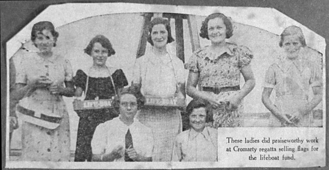 Ladies of Cromarty - c1939