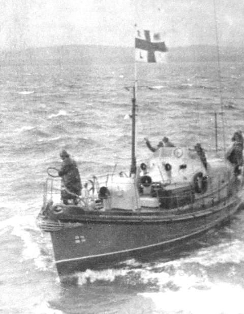 RNLB Lilla Marras, Douglas & Will  - c1955