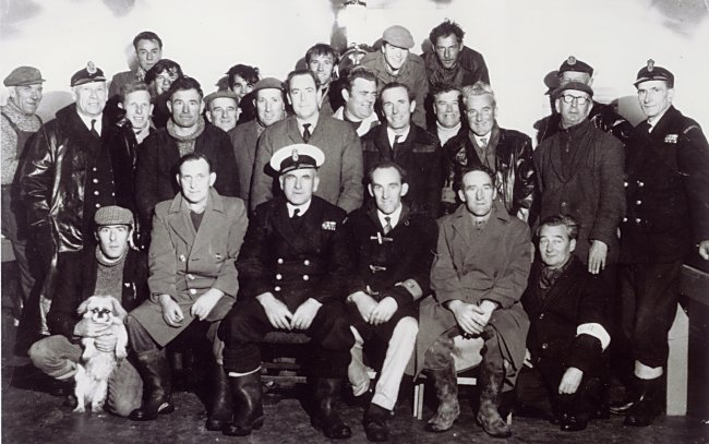 Cromarty Coastguard - c1969