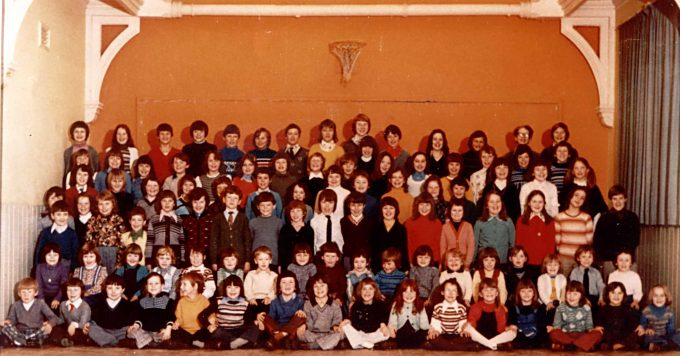 School Photograph - c1977