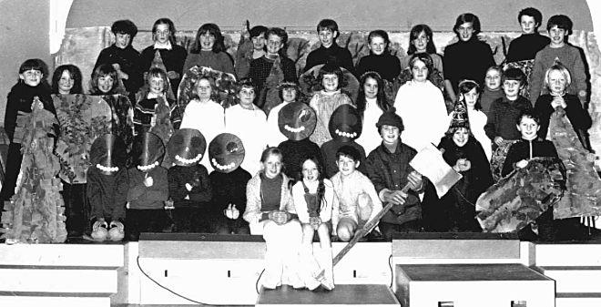School show - c1972