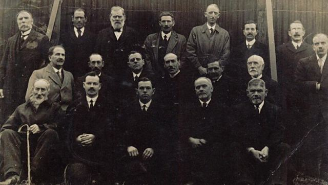 United Free Church Elders - c1925