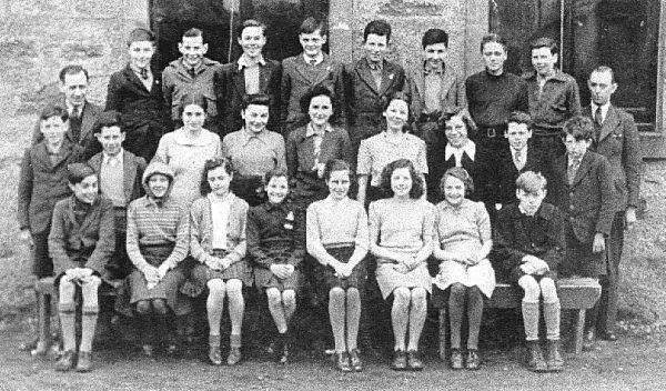 School Photograph - c1947