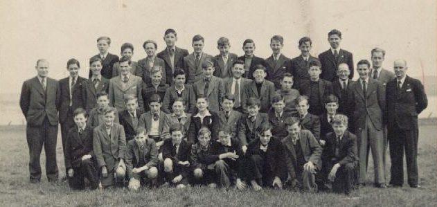 School Pic - 1947