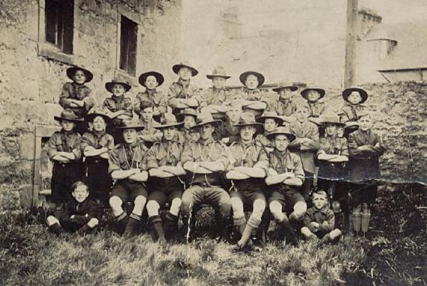Scouts - c1925