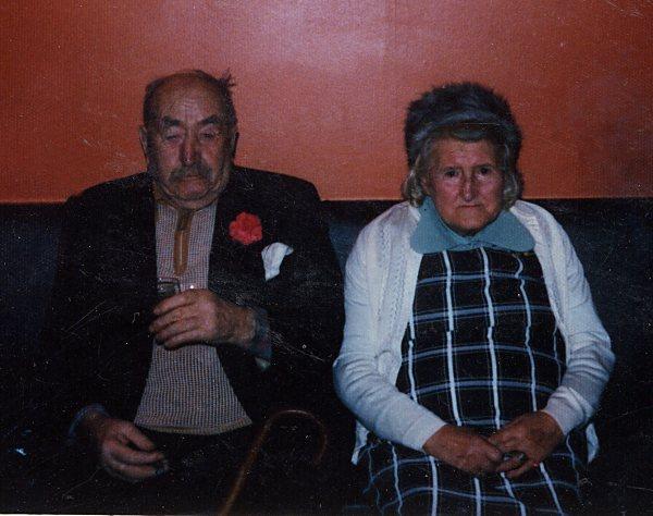 Jock and Kate Shepherd - c1975??