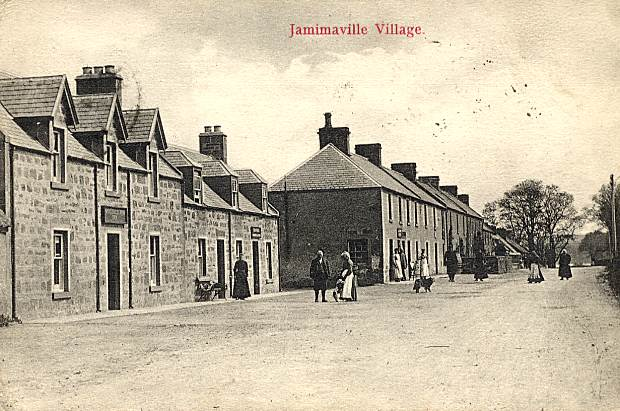 Jemimaville Village - 1908