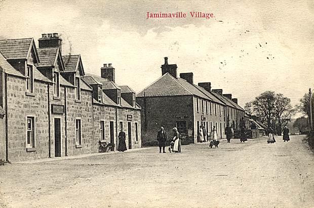Jemimaville Village - 1908