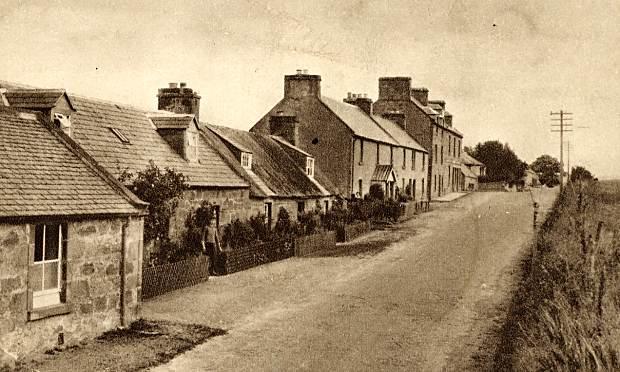 Jemimaville Village - c1920