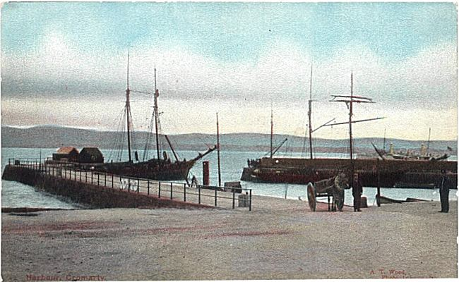 Harbour, Cromarty