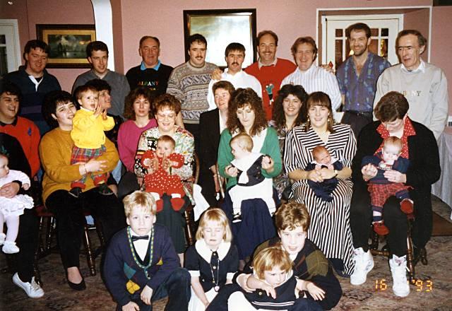 Shepherd Family - 1993