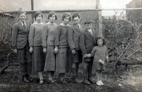 The Couper family - c1927?