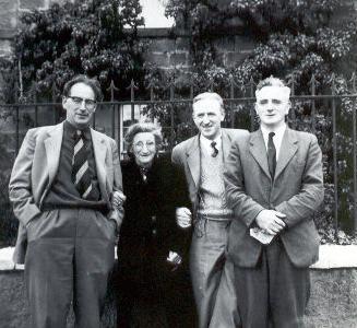 Couper family - c1957?