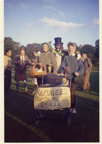 Fancy dress - 1964