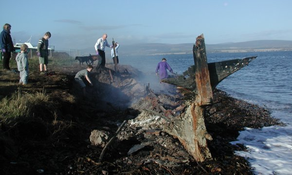 After the bonfire - Hugh Who