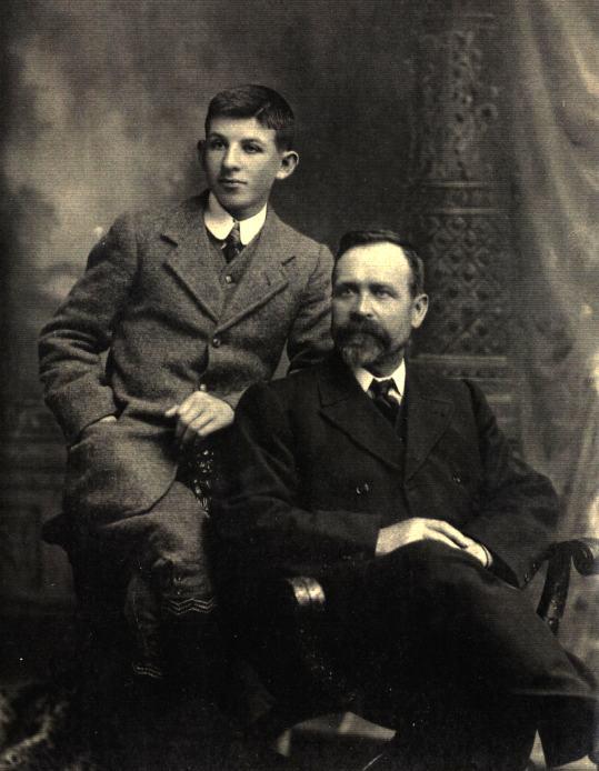 Capt John MacLean & Son - c1905