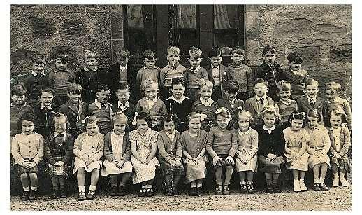 Schoolchildren - c1953