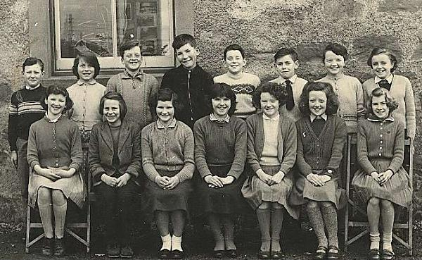 Schoolchildren - c1957??