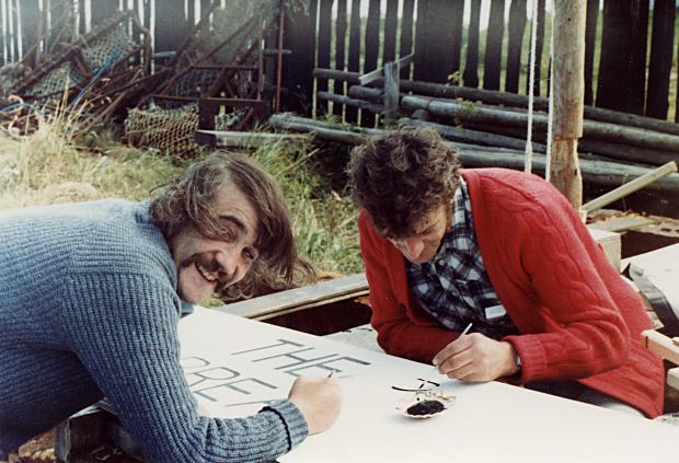 Hamish Stuart & Brian Morrison - 1981