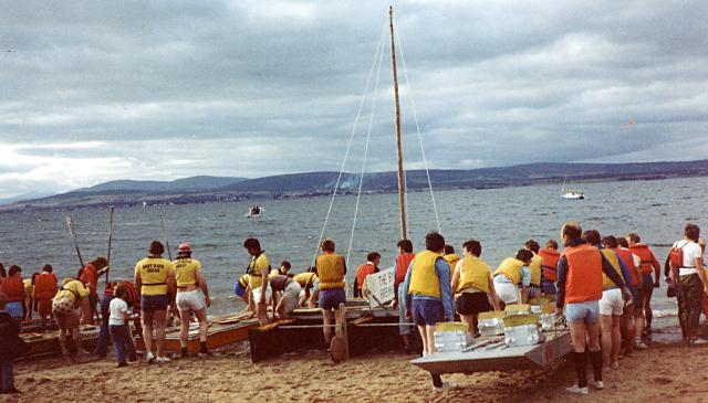 Raft Race - 1981