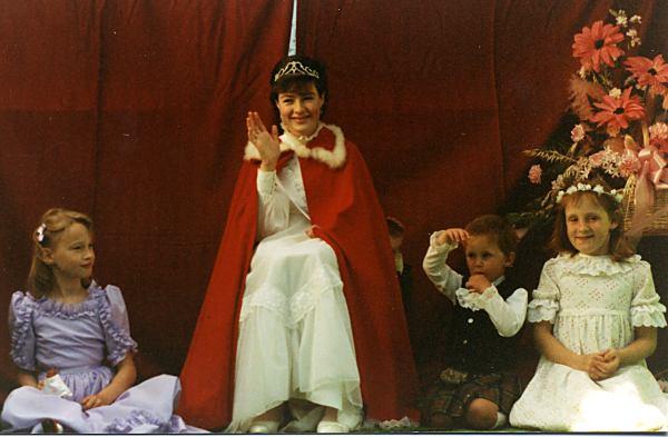 Cromarty Gala Queen - 1988