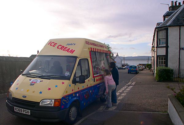 Jaki's Ice Cream Van - 2004