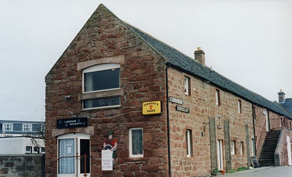 Exterior of the Byre - c1996