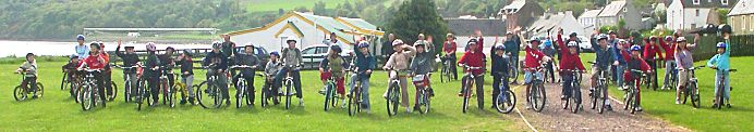 Sponsored Cycle - 22 May 04