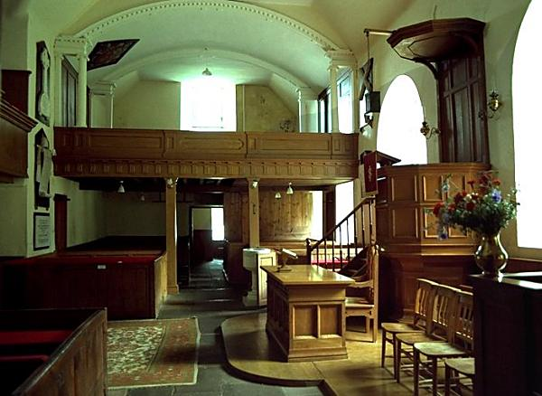 East Church - Interior - 1998