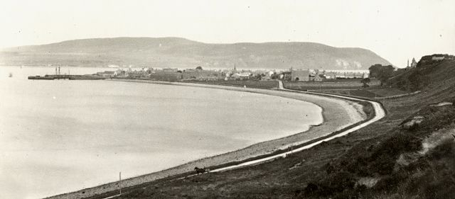 Cromarty from the west - c1903???