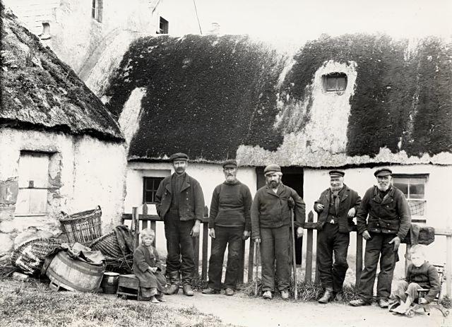 Men on Shore St - c1907???