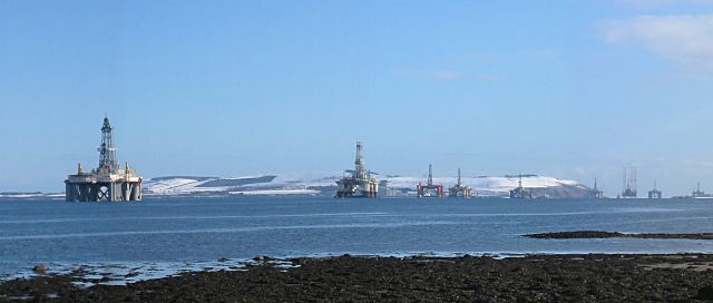 Panorama of the firth - Feb 27th 2004