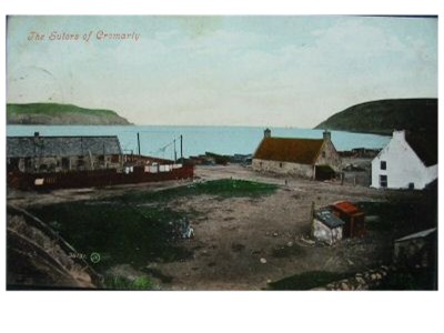 Sutors of Cromarty (Hand Tinted Version)
