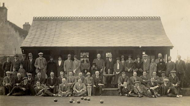 Cromarty Bowling Club - c1930??