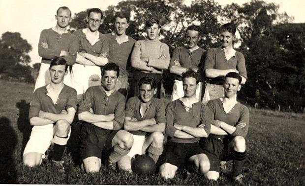 Cromarty FC - c1933??