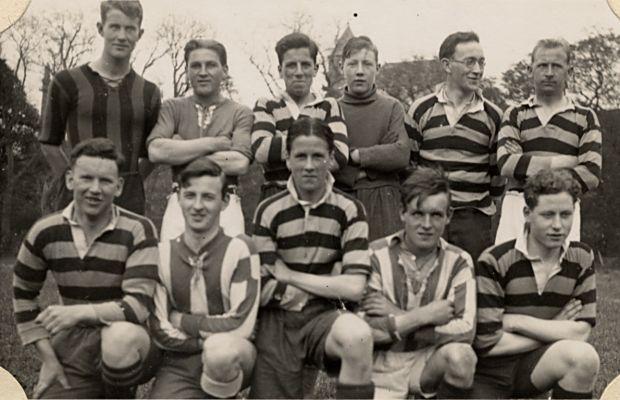 Cromarty FC - c1936