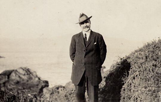 Sherriff Murray - St Anne's - c1930