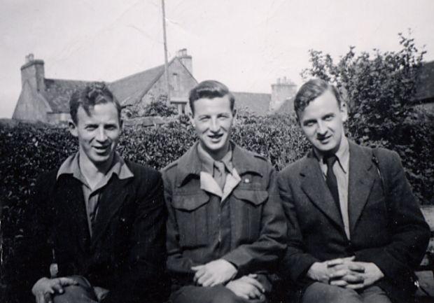 Matheson Brothers - c1944