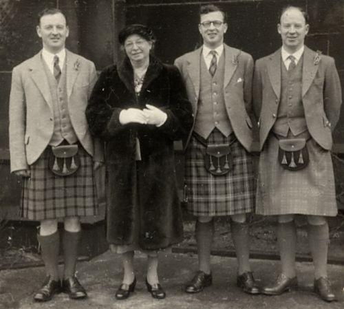 Matheson Family - c1950