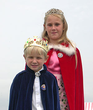 Regatta King and Queen 2004